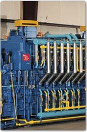 CONTINUOUS BELT FURNACES